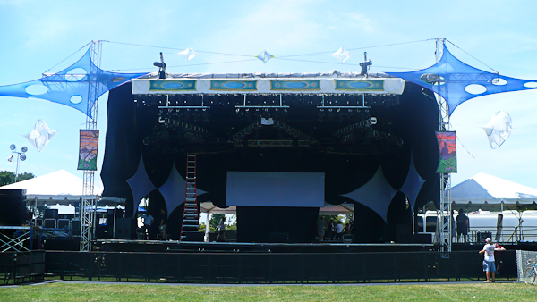 Mobile Stages Sound And Lighting Solutions